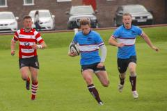 Rugby: High scoring Wolves beat Vale of Lune