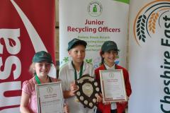 Local schools announced joint winners in recycling competition