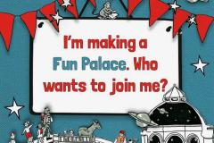 Fun Palaces: Calling all talented local residents!