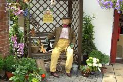 In Pictures: The 2011 Wilmslow Scarecrow Festival