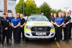 Dedicated crime team to protect Cheshire's rural communities