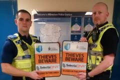 Nearly 200 Handforth properties to benefit from anti-burglary operation