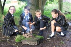 The Ryleys expands its facilities with a forest school