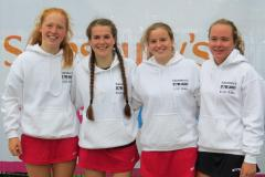Two Wilmslow High girls picked for England Hockey