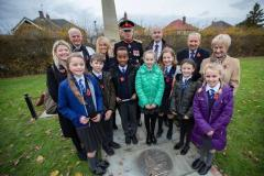 World War 1 memorial plaque unveiled