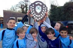 Ashdene lift Interschools Shield
