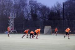 Hockey: Men secure draw against a top side whilst Ladies win to go top