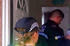 Drugs warrant executed on Twinnies Road