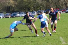 Rugby: Wolves achieve top five finish