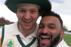Cricket: Lindow up and running