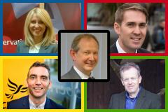 General Election: All 5 Tatton candidates to take part in hustings this Sunday