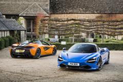 McLaren relocates to Wilmslow