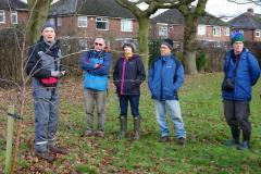 Community orchard to blossom as volunteers prune trees