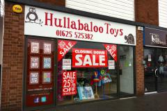Toy shop to close after no buyer found