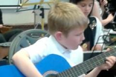 Talent on show at school's summer concert