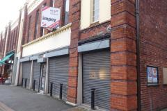 Plan to change former menswear shop into offices