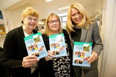 Handforth residents helping to tackle loneliness