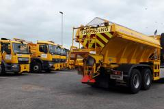 Cheshire East Council's highways teams geared up for winter weather