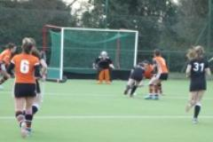 Hockey: Tangerines gain revenge for earlier defeat