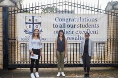 Alderley girls celebrate impressive A Level achievements