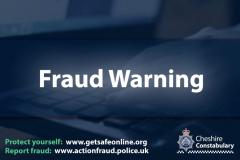 Warning issued following surge in fraud offences during lockdown
