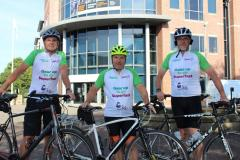 Riders urged to get on their bikes for the 2016 Cycle Challenge