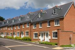 Record year for number of new homes built in Cheshire East