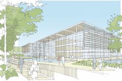 Wilmslow's largest employer submits plans for new head office