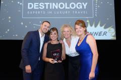 Wilmslow store named 'Luxury Travel Agency of the Year'