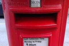 Reader's Letter: Postal collections