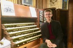 Talented teen to kick-off Summer Organ Spectacular