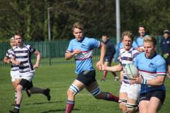 Rugby: Wolves end the season on a high
