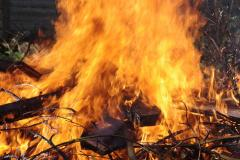 Fire services urges residents to scrap garden fires during coronavirus lockdown