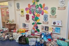 Schoolchildren give generously to those in need this Christmas