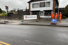Work on Wilmslow walking and cycling route delayed due to bad weather