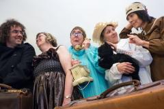 Guild Players to stage over the top comedy