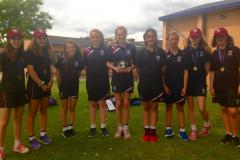 Cricket: Under 13 Girls through to Cheshire finals