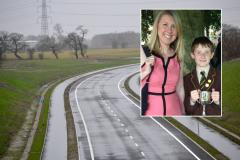 Family pay tribute to their beautiful little boy following tragic collision