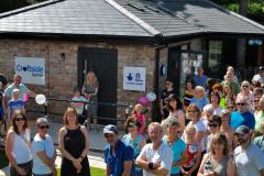 MP declares New clubhouse officially open