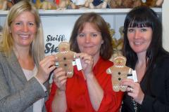 Businesses plan for gingerbread man invasion