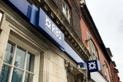 RBS announces branch closures