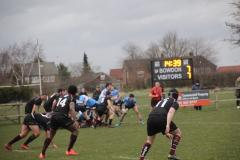 Rugby: Wolves lose closely fought battle to Bowdon