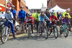 CycleWilmslow aim to get people on their bike