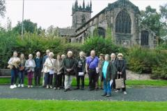 Great interest in local history tours