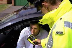 227 drivers taken off the road for drink or drug driving offences