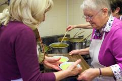 Souperday raises over £1200 for Wilmslow charity