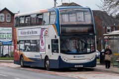 Angry residents campaign to save 'vital' bus service