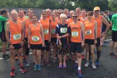 Running club hitting the road for local hospice