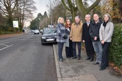 Police & Crime Commissioner called to action over Alderley Road parking problems