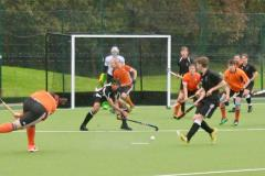 Hockey: Men's first team stay top of the table